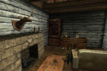 The 3rd Night – бесплатная приключенческая игра в духе классического Survival horror