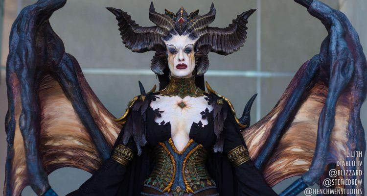 Первый косплей по Diablo 4 безупречен