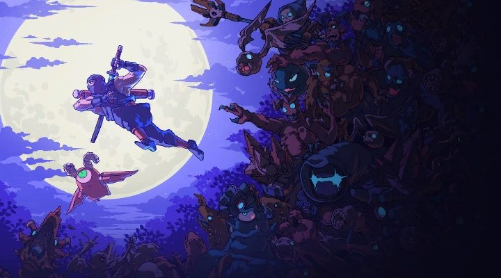 The Messenger доступен для бесплатного скачивания в Epic Games