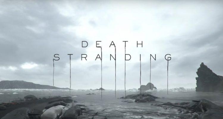 Точная дата релиза Death Stranding могла быть известна три года назад