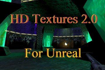 Пакет HD текстур размером в 2 ГБ для первой части Unreal улучшает более 2000 текстур