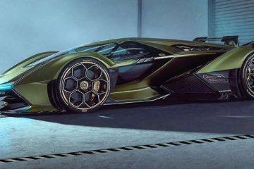В Gran Turismo Sport скоро появится Lamborghini Lambo V12 Vision GT