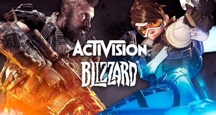 В играх Activision Blizzard нет места политике
