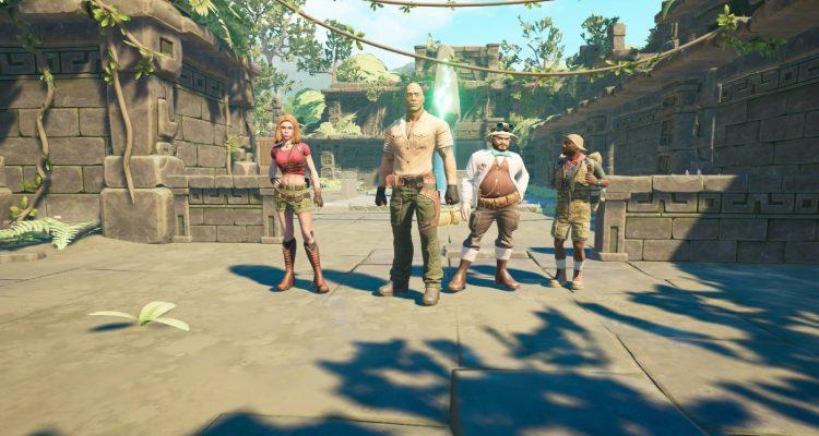 Вышла Jumanji: The Video Game
