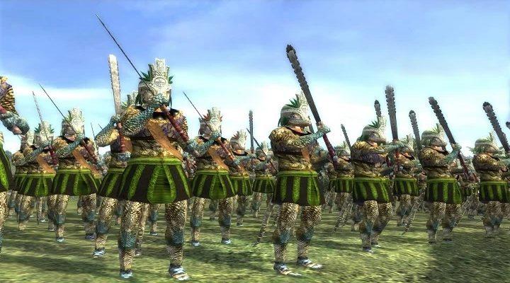 Вышла полная версия модификации The Elder Scrolls: Total War