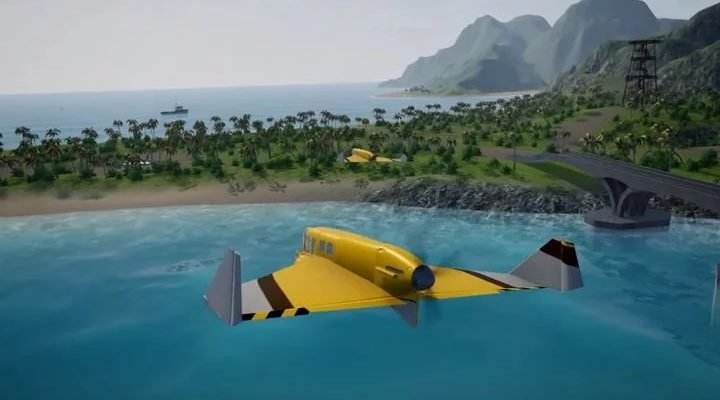 Анонсирован Balsa Model Flight Simulator