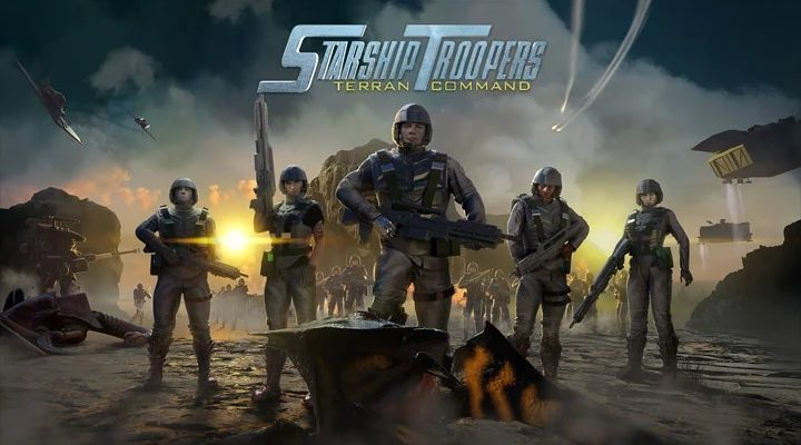 Анонсирована Starship Troopers: Terran Command