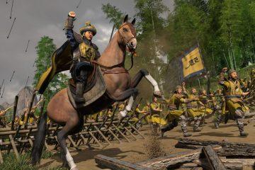 Анонсировано третье DLC для Total War: Three Kingdoms - Mandate of Heaven