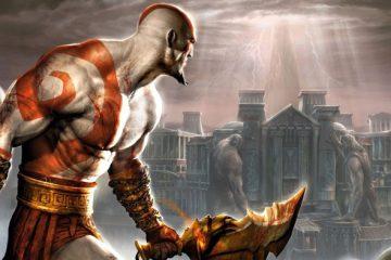Авторы God of War рассказали о создании образа Кратоса