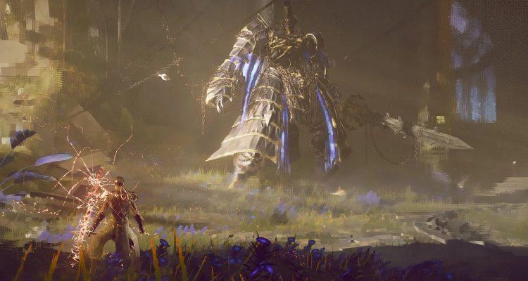 Babylon's Fall - представлен игровой процесс из слэшера от Platinum Games