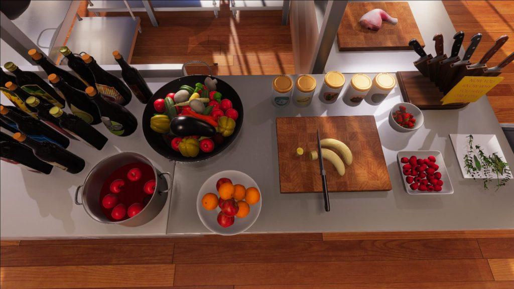 Cooking Simulator