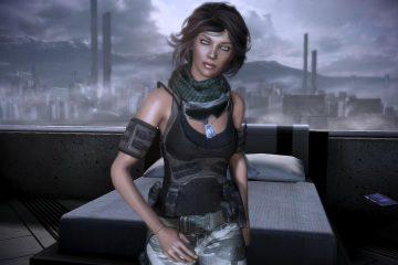 Лучшие моды для Mass Effect 3