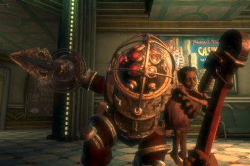 BioShock возвращается, но придется подождать еще несколько лет