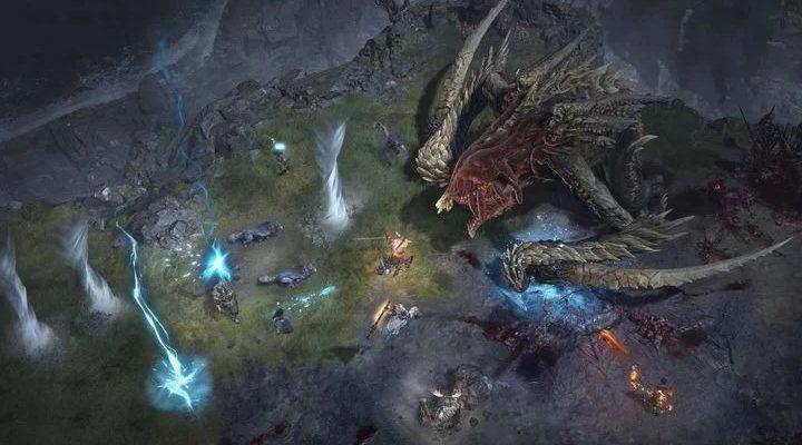 Blizzard прислушалась к критике сообщества, и изменила механики Diablo 4