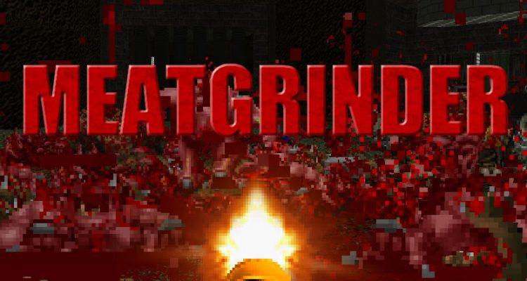 Мод Brutal Doom объединили с Meatgrinder'ом