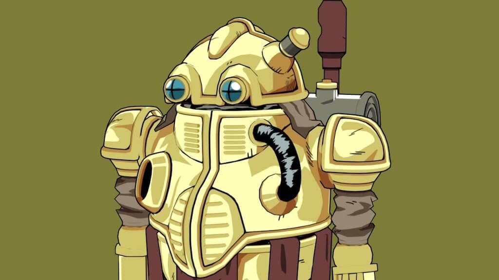 Робо, Chrono Trigger