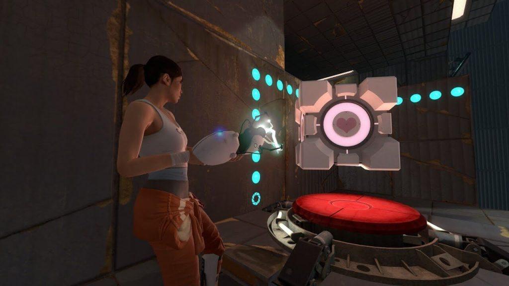 Челл, Portal 2