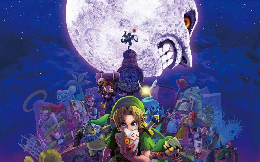 Линк, Legend Of Zelda: Majora's Mask