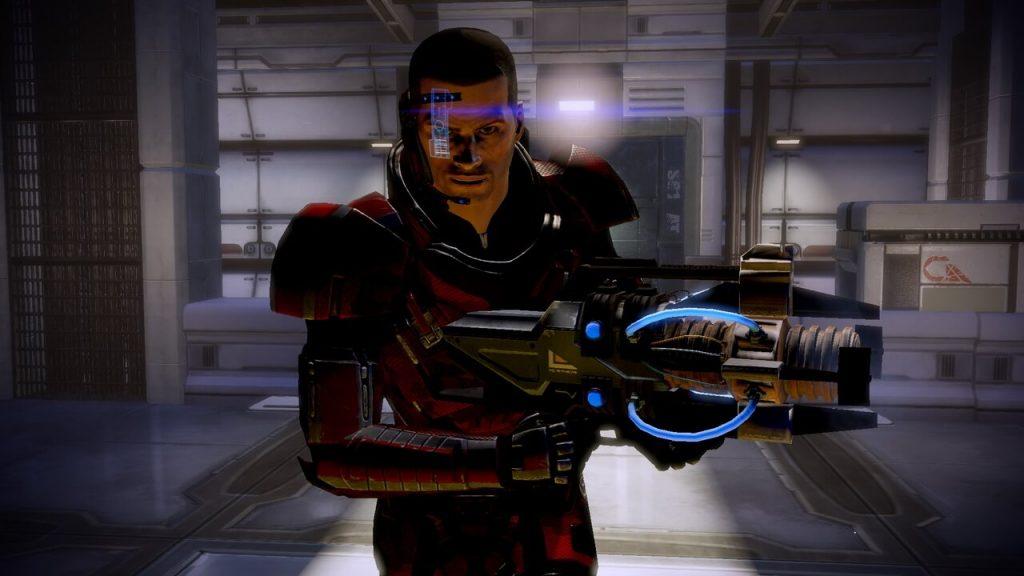 Капитан Шепард, Mass Effect 3