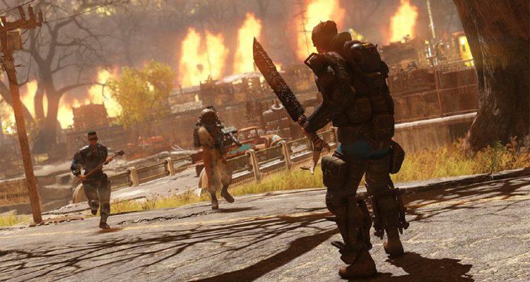 Читеры в Fallout 76 грабят игроков без прямого взаимодействия