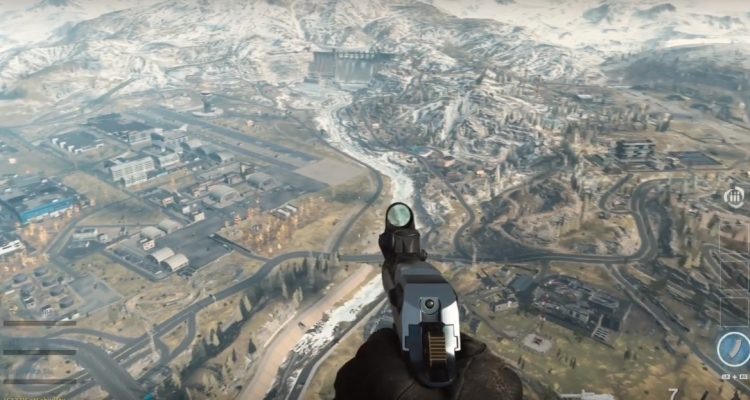 CoD: Modern Warfare - из-за ошибки обнаружена карта королевской битвы