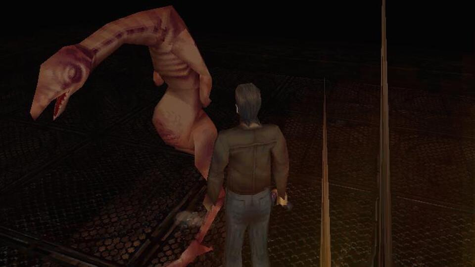 Все вырезанные из игры монстры - Silent Hill