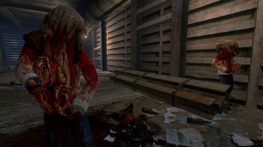 На самом деле крики зомби – это крики о помощи - Half-Life 2