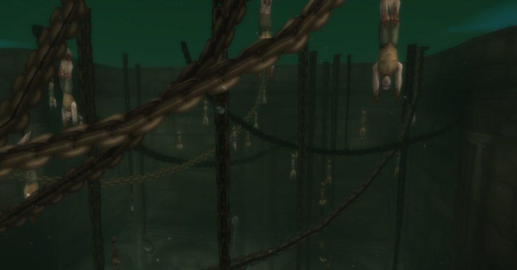 Забытый склеп, который стал ужасающим местом паломничества - World of Warcraft
