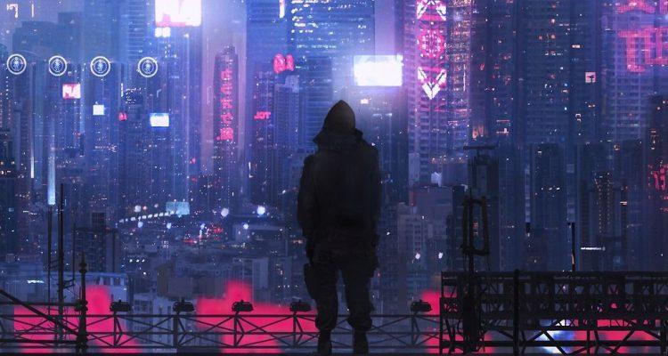 Cyberpunk 2077 - карта игрового мира