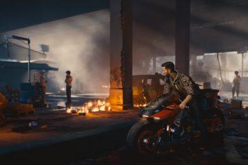 Cyberpunk 2077 создаётся на модифицированном движке Witcher 3