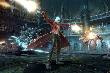 Devil May Cry Mobile представлен первый геймплей