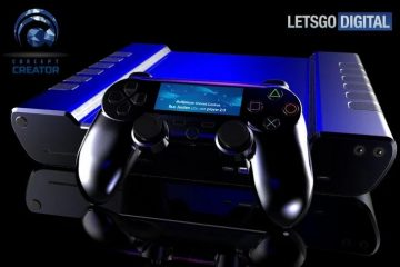 DualShock 5 Renders и внешний вид PlayStation 5