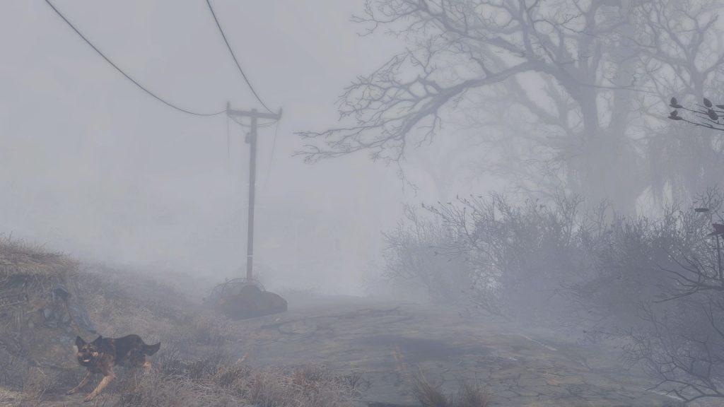 Whispering Hills превращает Fallout 4 в жуткий хоррор