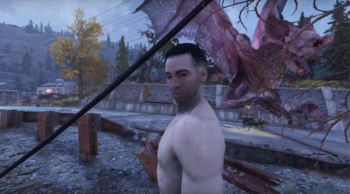 Fallout 76 - игроки добавили в игру NPC из Fallout 4