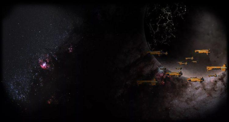Faster Than Light доступен бесплатно в магазине Epic Games