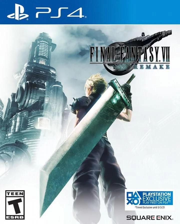 Final Fantasy VII Remake может выйти на ПК в 2021 году