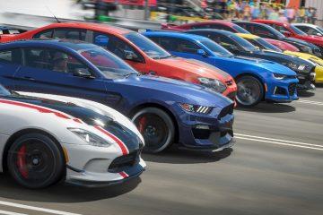 Forza Horizon 4 получить более 100 новых автомобилей
