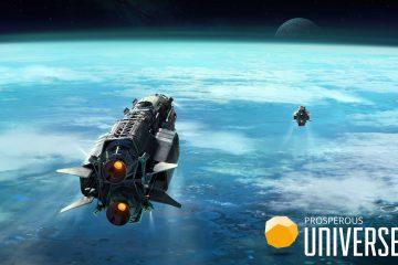 Глубокая симуляция космической экономики в Prosperous Universe