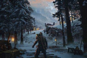 God of War получил бесплатный праздничный пакет, включающий легендарные предметы