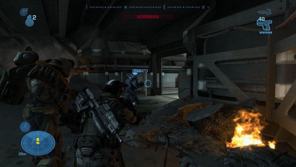 Появилась возможность пройти кампанию Halo: Reach в качестве солдата из ODST