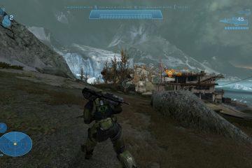 С этим модом вы можете сыграть в кампанию Halo: Reach с видом от третьего лица