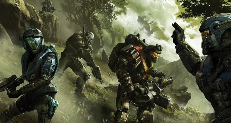 Halo Reach выглядит намного лучше, чем раньше с Reshade Ray Tracing Mod