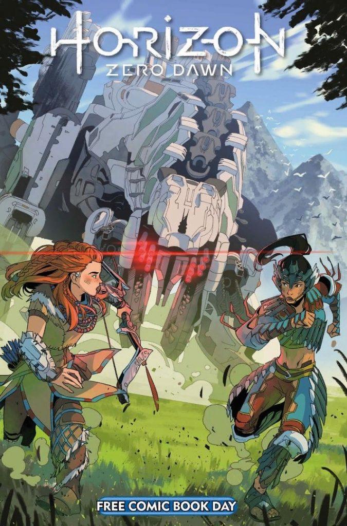 Horizon: Zero Dawn получит серию комиксов
