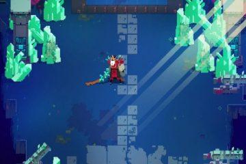 Hyper Light Drifter бесплатно в Epic Games