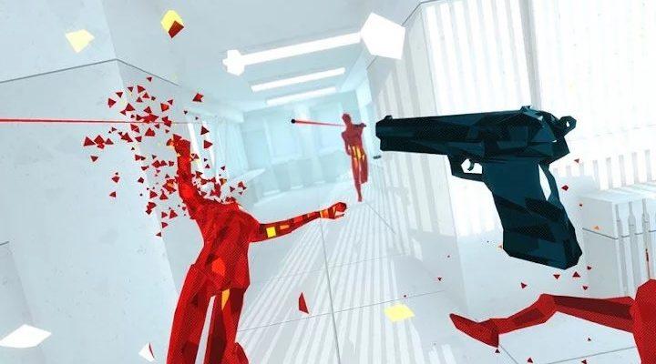 Игра SUPERHOT VR принесла создателям 2 миллиона долларов за последнюю неделю