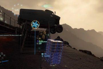 Игроки в Death Stranding блокируют проходы транспортными средствами