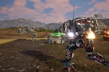 MechWarrior 5: Mercenaries выходит в Epic Games Store