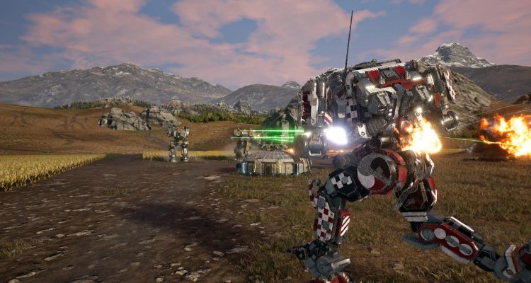 MechWarrior 5: Mercenaries выходит в Epic Games Store