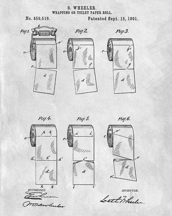 Мини-мод для Fallout 4, меняющий положение рулона туалетной бумаги