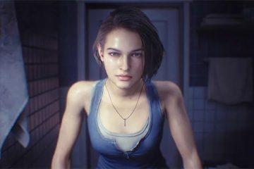 Модель Саша Зотова стала прототипом героини из Resident Evil 3